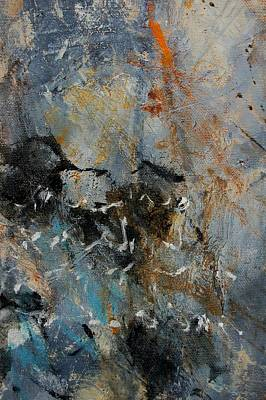 Spot Of Tea - Abstract 4526987 by Pol Ledent