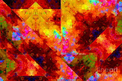 Digital Art - Abstract 472 by Rafael Salazar