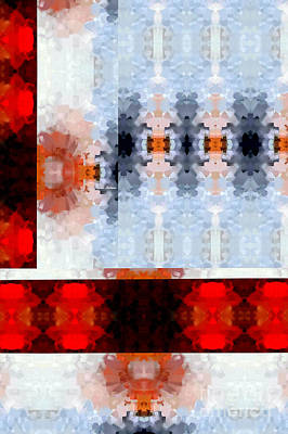 Digital Art - Abstract 474 by Rafael Salazar