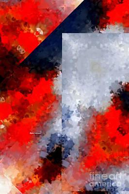Digital Art - Abstract 475 by Rafael Salazar