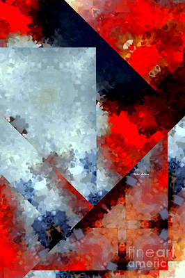 Digital Art - Abstract 476 by Rafael Salazar