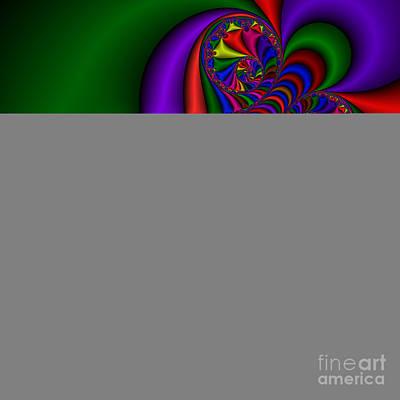 Abstract 510 Art Print by Rolf Bertram
