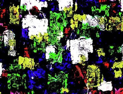 Digital Art - Abstract 5302 by Kristalin Davis