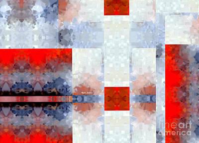 Digital Art - Abstract 565 by Rafael Salazar