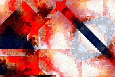 Digital Art - Abstract 566 by Rafael Salazar