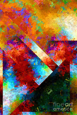 Digital Art - Abstract 568 by Rafael Salazar
