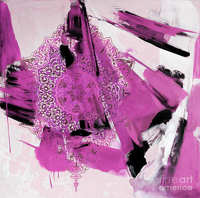 Painting - Abstract 56gh by Gull G