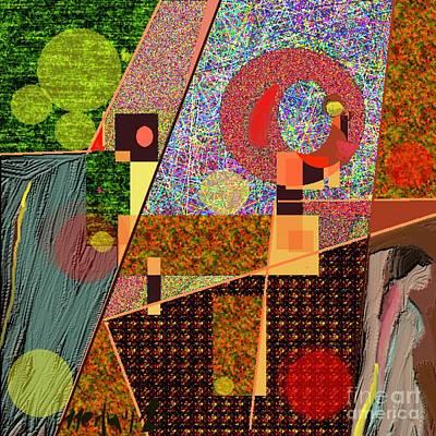 Abstract 594 Art Print
