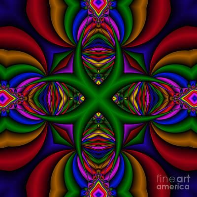 Digital Art - Abstract 609 by Rolf Bertram