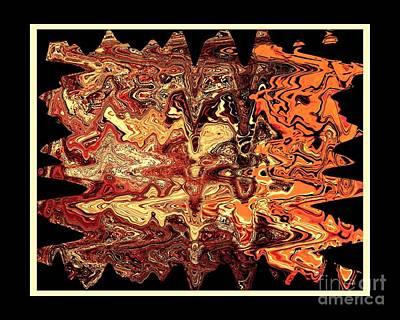 Digital Art - Abstract 65 by Steve Godleski
