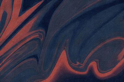 Environment Design Digital Art - Abstract 8 by Art Spectrum