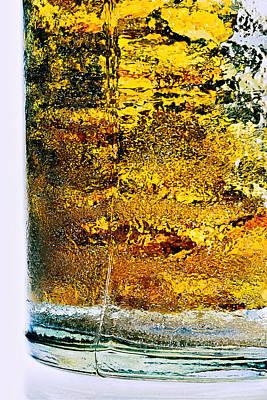 Abstract #8442 Art Print