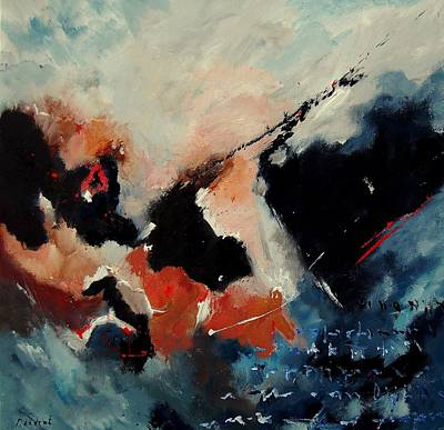 Unicorn Dust - Abstract 88012090 by Pol Ledent