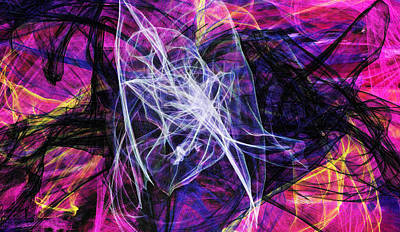 Digital Art - Abstract 88322 by Kristalin Davis