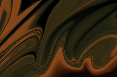 Environment Design Digital Art - Abstract 9 by Art Spectrum