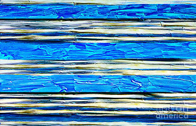 Painting - Abstract A51517b by Mas Art Studio