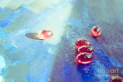 Abstract Art Art Print by Irina Effa