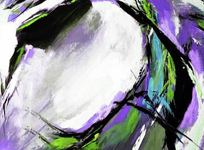 Mixed Media - Abstract Art by Nicholas Nixo