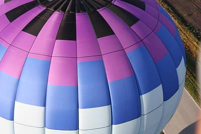 Photograph - Abstract Balloon  by Kimber  Butler