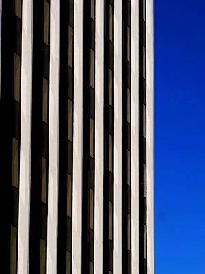 Abstract Building 2011 Art Print