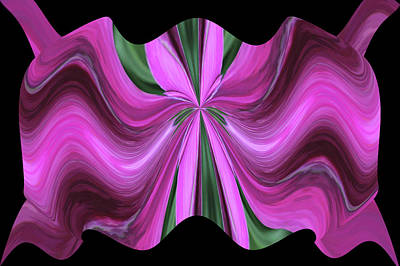 Digital Art - Abstract By Paint Pro   # 29 by Allen Beatty