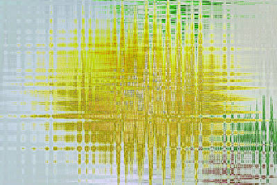 Digital Art - Abstract By Photoshop 22 by Allen Beatty