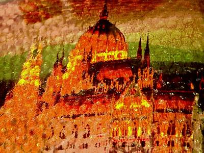 Photograph - Abstract Cathedral by Stephanie Moore