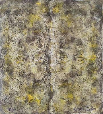 Abstract Print by Cengiz Tuzgen
