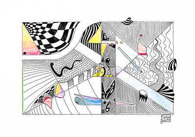 Abstract Composition Original