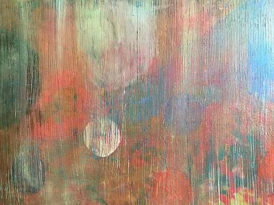 Painting - Abstract Confetti by Paula Brown