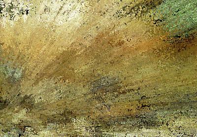 Digital Art - Abstract Dawn by Georgiana Romanovna
