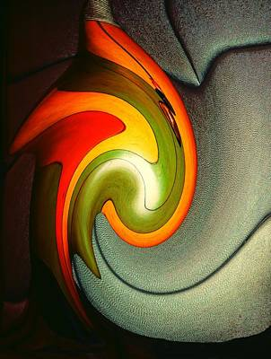 Photograph - Abstract Design by Vilma Zurc
