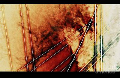 Photograph - Abstract by Diane montana Jansson
