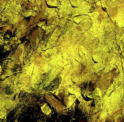 Painting - Abstract Expression. by Samiran Sarkar