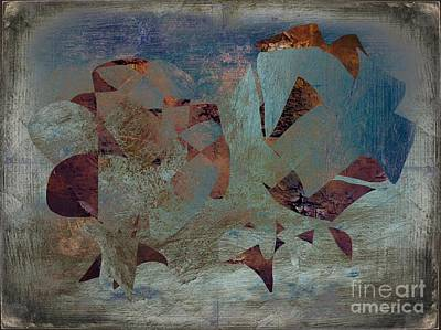 Abstract Expressionisem No.114 Art Print by Roy Lindquist