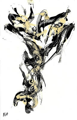 Painting - Abstract Expressionism Painting Series 636.102410 by Kris Haas