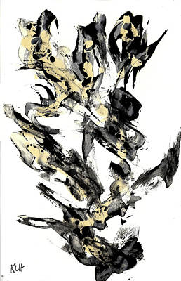 Painting - Abstract Expressionism Painting Series 637.102410 by Kris Haas