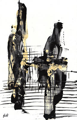 Painting - Abstract Expressionism Painting Series 639.102410 by Kris Haas