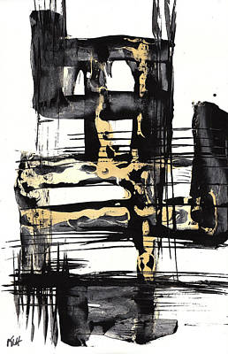 Painting - Abstract Expressionism Painting Series 640.102410 by Kris Haas