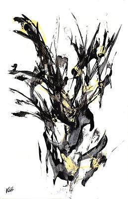 Painting - Abstract Expressionism Painting Series 643.102410 by Kris Haas