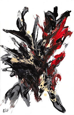 Painting - Abstract Expressionism Painting Series 655.102410 by Kris Haas