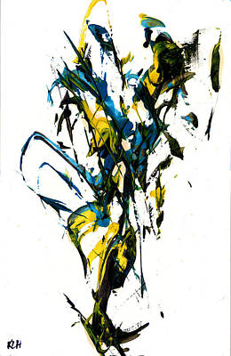 Painting - Abstract Expressionism Painting Series 961.111410 by Kris Haas