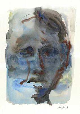 Abstract Face Original