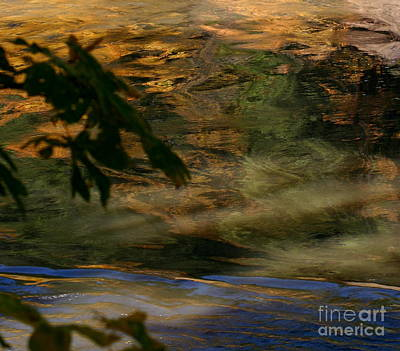 Photograph - Abstract Fall by Marie Neder