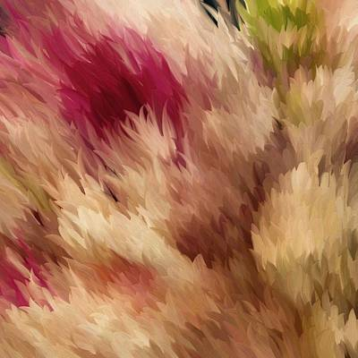 Digital Art - Abstract Floral by Matt Lindley