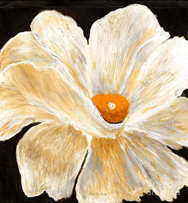 Painting - Abstract Floral Series 003 by Mas Art Studio