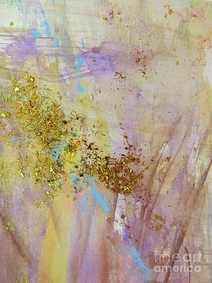 Painting - Abstract  by France Laliberte