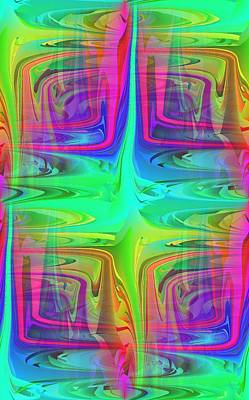 Royalty-Free and Rights-Managed Images - Abstract Healing by Chris Butler