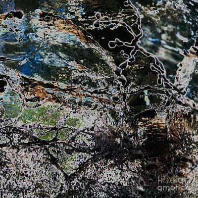 Abstract Art Print by Hideaki Sakurai