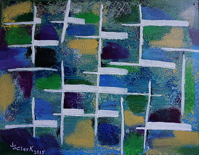 Painting - Abstract II by Jimmy Clark